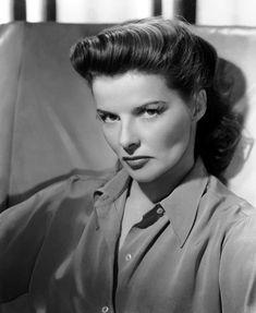 Katharine Hepburn, 1940's
