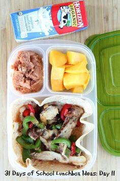 31 Days of School Lunchbox Ideas Day #11 | 5DollarDinners.com