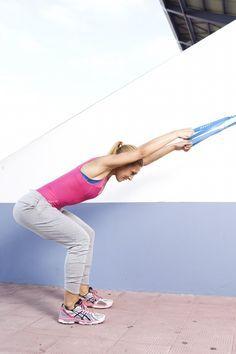 5 bra övningar för en stark rygg Lower Abs Workout Men, Six Pack Abs Workout, Lower Ab Workouts, Abs Workout Routines, Abs Workout For Women, Workout Regimen, Cardio Workouts, Fitness Exercises, What Is Yoga