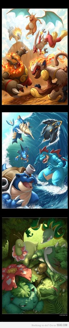 Starters all grownup