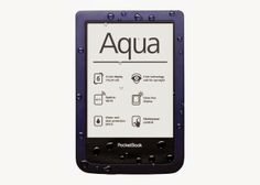PocketBook Aqua Water Resistant eBook Reader Officially Launches ~ Tech News 24h