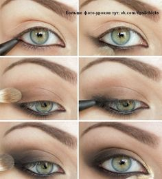 pretty eye tutorial. unfortunately it's in Russian, so will have to follow the pictures. :)