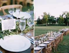 Hillside Military Wedding - Inspired By This