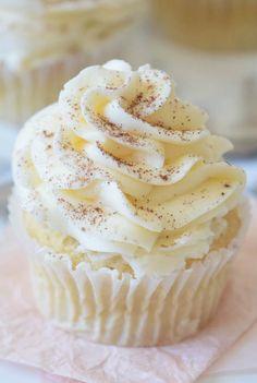 Pumpkin Spice Latte Cupcakes by Carmela Pop