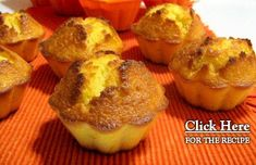 These tangy and delicious Portuguese orange cupcakes (queques de laranja) make a great anytime snack.