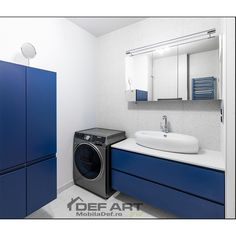 Mobila baie moderna Washing Machine, Home Appliances, House Appliances, Appliances, Washers