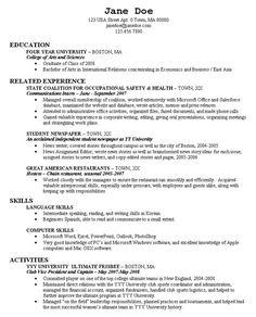 Sample Resume TemplatesResume Samples 791x1024 Resume Samples