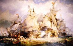 Battle of Cape St Vincent 1797