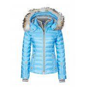 Bogner Kylie D Womens Ski Jacket in Pale Blue