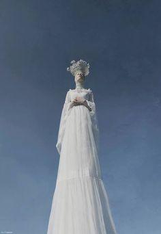 costumes Agnieszka Osipa by Agnieszka Osipa on Behance #snow queen