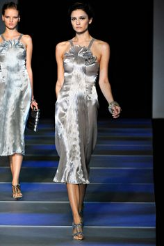 Dasha's fashion: Giorgio Armani spring-summer 2012
