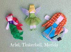 Princess Hair Clips Perfect for Easter Baskets {Jane Deals}