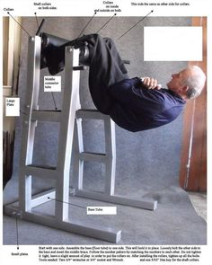 Strength, Inc. manufactures quality weight lifting and bodybuilding equipment. Strength Equipment has over 42 years experience in custom fitness gym equipment. Home Made Gym, Diy Home Gym, Home Gym Garage, Basement Gym, Diy Gym Equipment, No Equipment Workout, Fitness Equipment, Best Cardio Workout, Gym Workouts