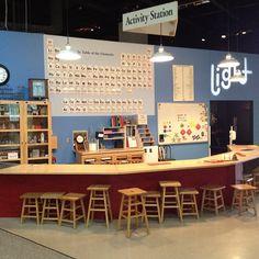 Activity Station Science Museum, Exhibit, Minnesota, Kid, Dreams, Inspired, Table, Instagram, Design