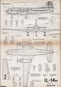 Passenger Aircraft, Aviation Art, Model Airplanes, Cutaway, Wwii, Poland, Modeling, Tech, History