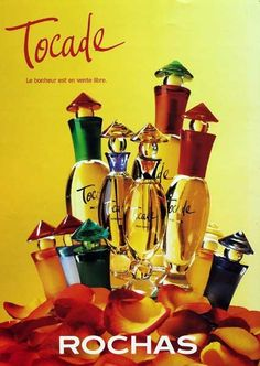 Top 60 des affiches publicitaires de parfums des années 90