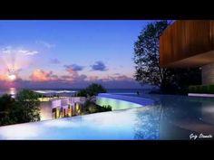 Stunning Infinity Edge Pool Designs - YouTube