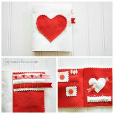 Needle Book Valentine's Day gift idea from Angelina @shoprubyjeans
