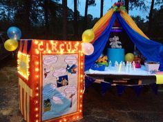 Circus trunk or treat—God's Love is over the top Halloween 2019, Holidays Halloween, Halloween Costumes For Kids, Halloween Party, Halloween Decorations, Trunker Treat Ideas, Fall Fest, Trunk Or Treat, Circus Party