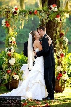 flowers and decorations for weddings 1000 images about wedding arches ideas on 4246