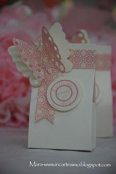 incartesimo :bustine/scatoline/sacchettini portaconfetti.