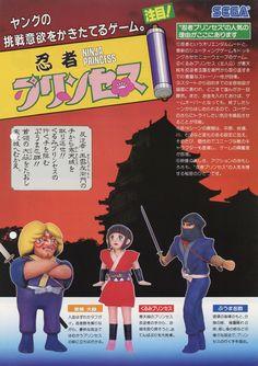 Ninja Princess (1985)