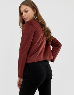 kurtka damska, moda damska, moda online, stylizacje online, get the look, wystylizuj się Get The Look, Bomber Jacket, Jackets, Fashion, Down Jackets, Moda, Fashion Styles, Fashion Illustrations, Bomber Jackets