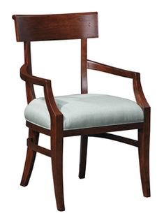 Stickley Fleming Arm Chair Mission Oak, Quality Furniture, Arm Chairs,  Modern Contemporary,