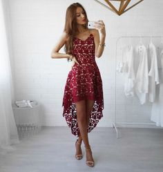 Beautiful Floral Lace Dress: https://chilitree.com/shop/floral-lace-dress/ #ChiliTreeApp #dress #fashion #style #mode #model #lacedress