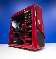 NZXT Red