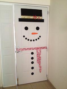 Puerta Navideña/ Christmas door