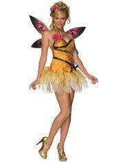 Naughty Nymph Fairy Costume