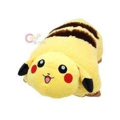 Lily's Pillow PET ($38) ❤ liked on Polyvore featuring pillow pets, pokemon and random