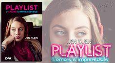RECENSIONE: PLAYLIST. L'amore è imprevedibile di JEN KLEIN http://ift.tt/2soSvda