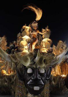 Carnival Rio de Janeiro 2013