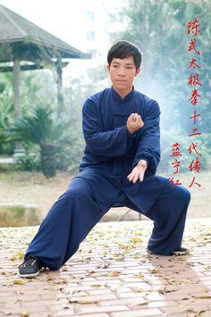 Chen Style Taijiquan (Tai Chi)