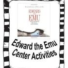 Your Students will love these three hands on activities centered around the book called Edward the Emu. Students will practice: Rhyming. Animal Activities, Phonics Activities, Reading Activities, Hands On Activities, First Grade Lessons, Teaching First Grade, Australia Continent, Kagan Structures, Common Core Reading