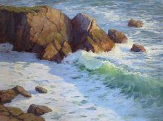 Artist - Kathleen Dunphy American Painter.