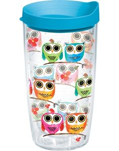 Woodland Owls Tervis Tumbler