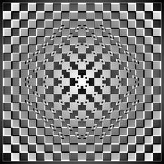 Ilusiones Ópticas. #IlusionOptica #juegos // 3d optical illusion