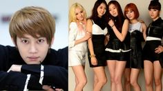 140904 Super Junior's Heechul Writes a Sincere Message about Ladies' Code on Instagram