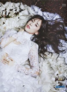 Taeyeon CeCi 「when the girl bloom」 January 2014 - HQ SCANS (19PIC) - GGPM…