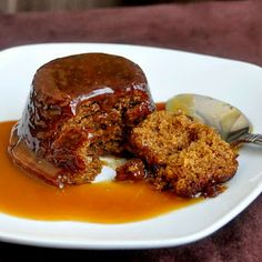 Perfect English Sticky Toffee Pudding - Rock Recipes -The Best Food & Photos from my St. John's, Newfoundland Kitchen.