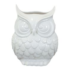 I pinned this Owl Statue from the SAS Interiors event at Joss and Main!