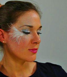 fantasy make-up / clouds (mua: Karolien Olaerts) Fantasy Make Up, Face Makeup, Clouds, How To Make, Makeup, Cloud