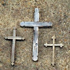crosses- for my cross wall