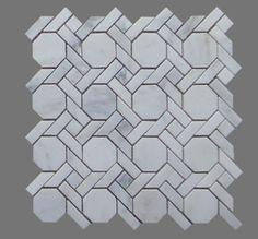 BACKSPLASH!!!! Waterjet Tiles | Saltillo Imports Inc.