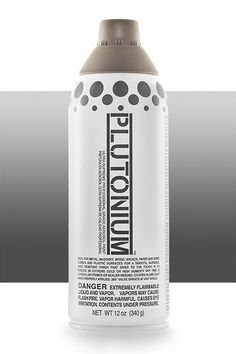 Detroit Sky Translucent Spray Paint. Get full coverage in just 1 coat with the best spray paint for furniture, DIYs, crafts and more. Plutonium dries in 3-5 minutes with a hard, durable, satin finish. It is mold resistant with interchangeable pro caps. Higher pigment perfect for any spray paint project. Take a look at our translucent spray paint for any of your home improvement and home decor spray paint projects. #plutoniumpaint #spraypaintDIYs #spraypaintcolors #translucentspraypaint Spray Paint Crafts, Spray Paint Artwork, Best Spray Paint, Spray Paint Projects, Spray Painting, Craft Projects, Metallic Spray Paint Colors, Detroit, Aerosol Spray Paint