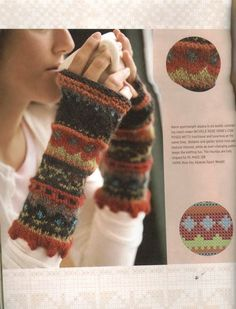 Interweave Knits 2007 Fall