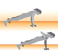 So hard to find at home back workouts, love these!